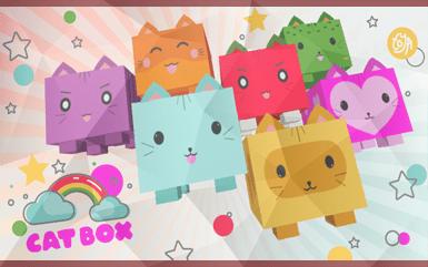 Roblox Game - My Cat Box Promo Codes