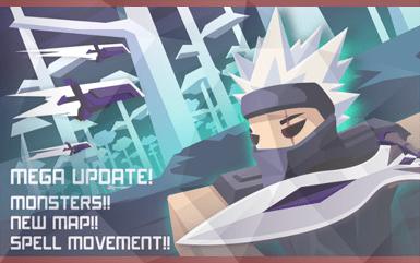 Roblox Game - Ninja Wizard Simulator Promo Codes