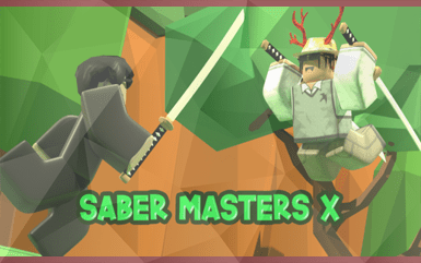 Roblox Game - Saber Masters X Promo Codes