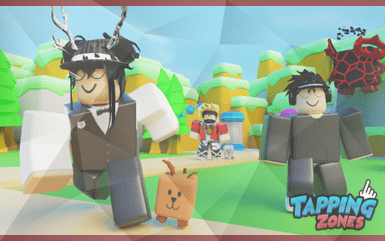 Roblox Game - Tapping Zones Promo Codes