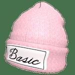 Basic Beanie Pink roblox