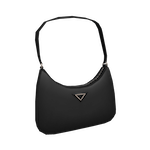 Black Nylon Shoulder Bag roblox