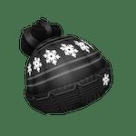 Black Snow Beanie Roblox