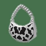 Cow Print Luxury Pearl Purse Roblox