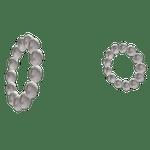 Elegant Pearl Earrings roblox