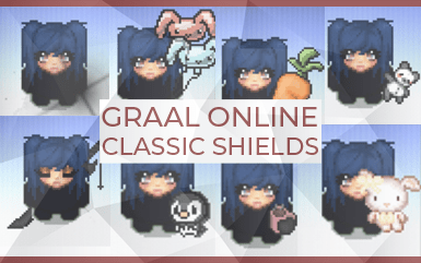 Graal Online Classic - Shield Codes