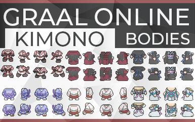 Graal Online – Kimono Bodies