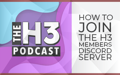 How to Join the H3 Members Discord Server
