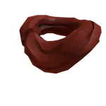 Infinity Scarf in Fall Red Roblox