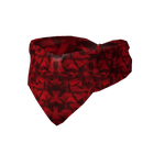 Red Sparkle Time Bandana roblox