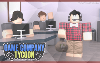 Roblox Game - Game Company Tycoon Promo Codes