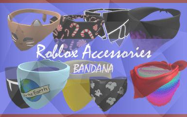 Roblox Game - Roblox Accessories Bandana