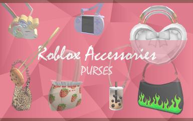 Roblox Game - Roblox Accessories Purses