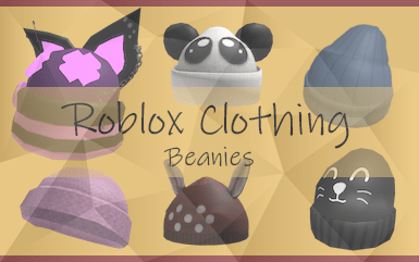 Roblox Game - Roblox Clothing Beanies