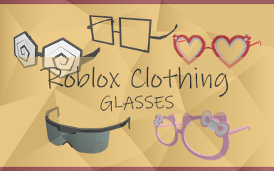 Roblox Game - Roblox Clothing Glasses