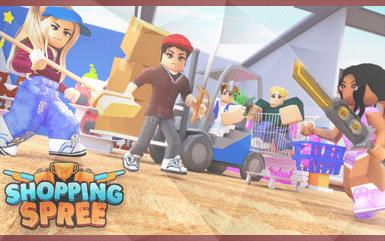Roblox Game - Shopping Spree Promo Codes