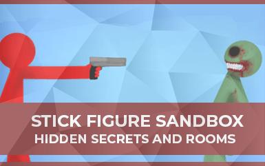 Roblox Game - Stick Figure Sandbox Secrets