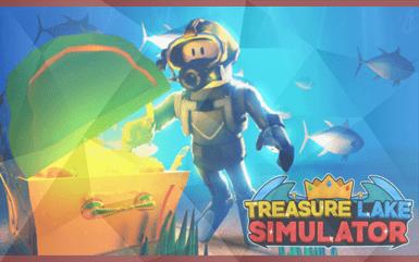 Roblox Game - Treasure Lake Simulator Promo Codes