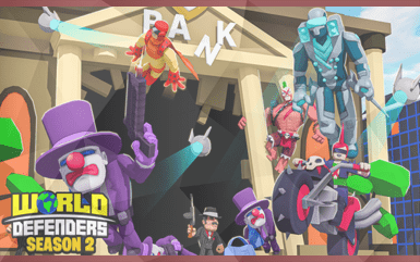Roblox Game - World Defenders Promo Codes