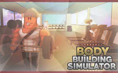 Roblox Games - Body Building Simulator