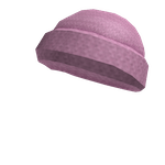 Slouchy Beanie in Soft Pink Roblox