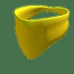 Yellow Bandana roblox id code