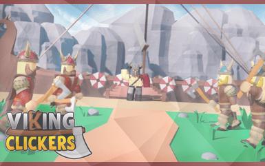 Roblox Games - Viking Clickers Promo Codes