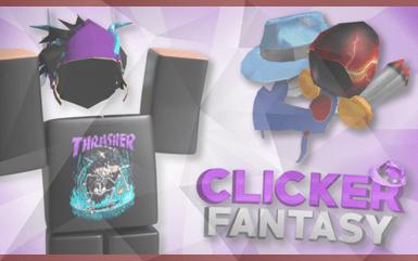 Roblox Clicker Fantasy Codes (October 2021)