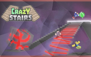 Roblox Crazy Stairs Codes (October 2021)